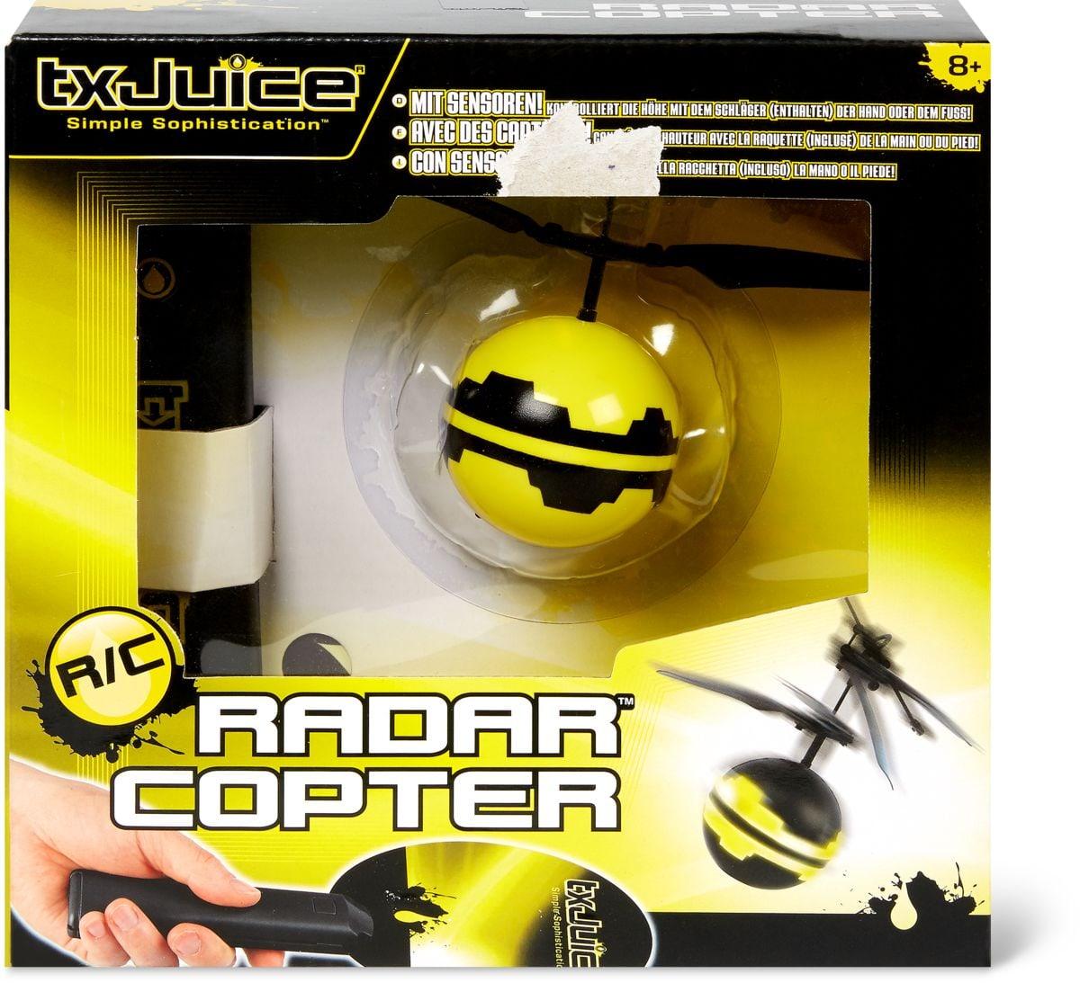 Radar Copter con luce