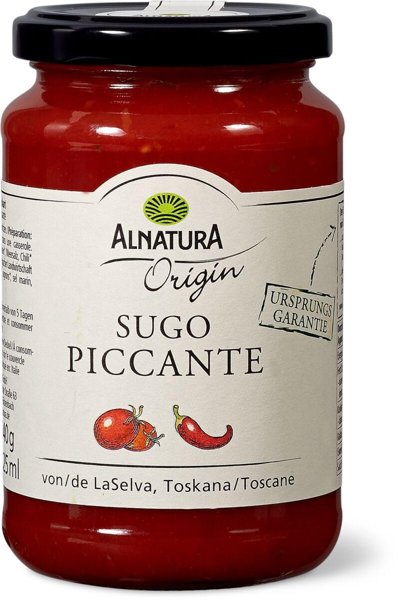 Alnatura origin Sugo piccante
