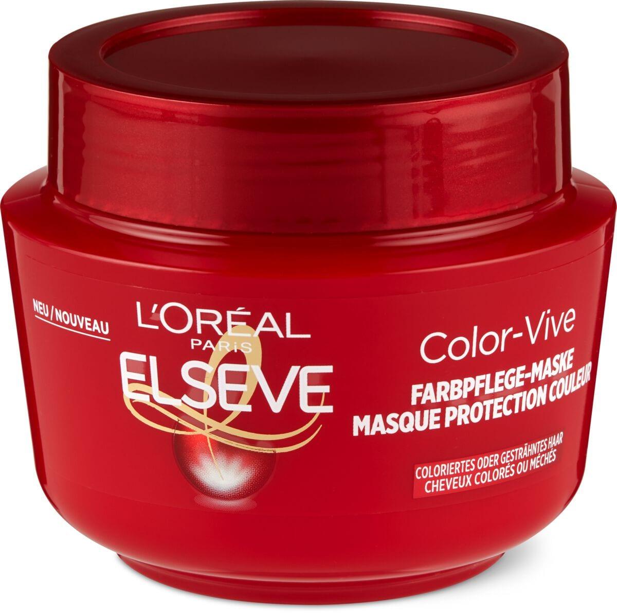 L'Oréal Elseve Maschera Color-Vive