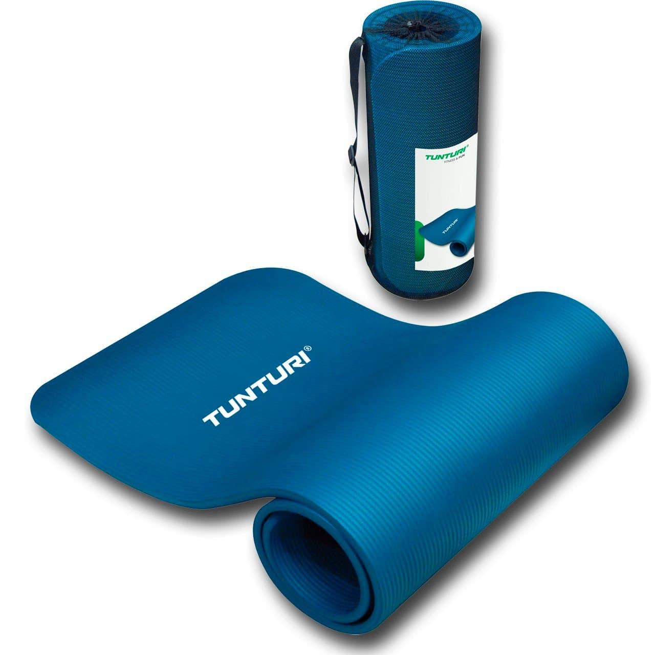 Tunturi Tappetino fitness blu