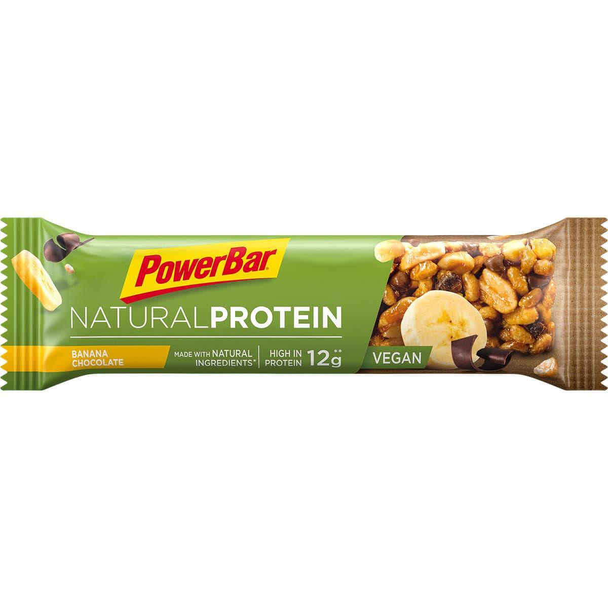 Powerbar Natural Protein Barretta