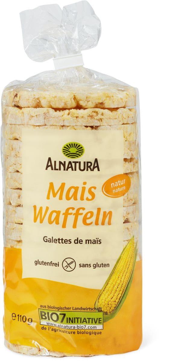 Alnatura galettes de maïs nature