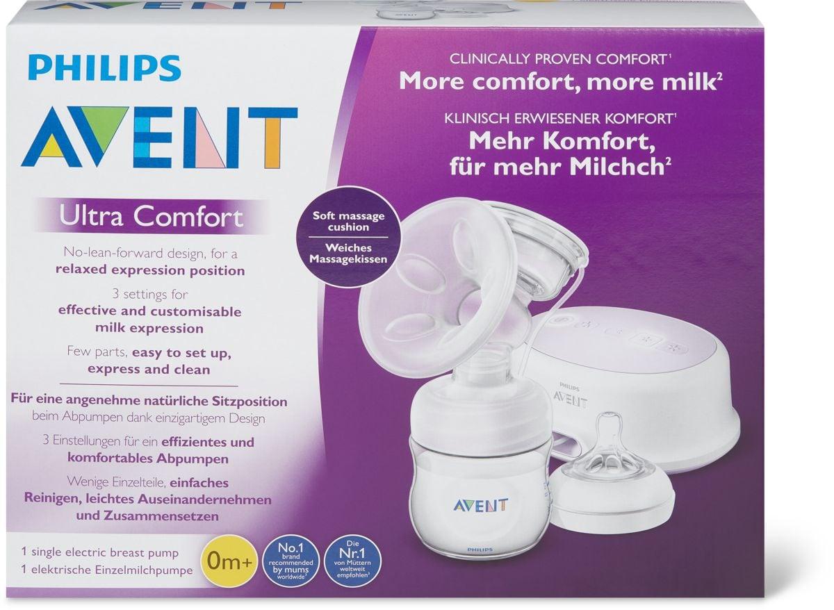 Avent Ultra Comfort Tire-lait électronique