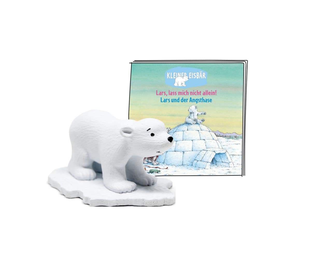 Tonie-Figure / Kleiner Eisbär (D) Hörbuch