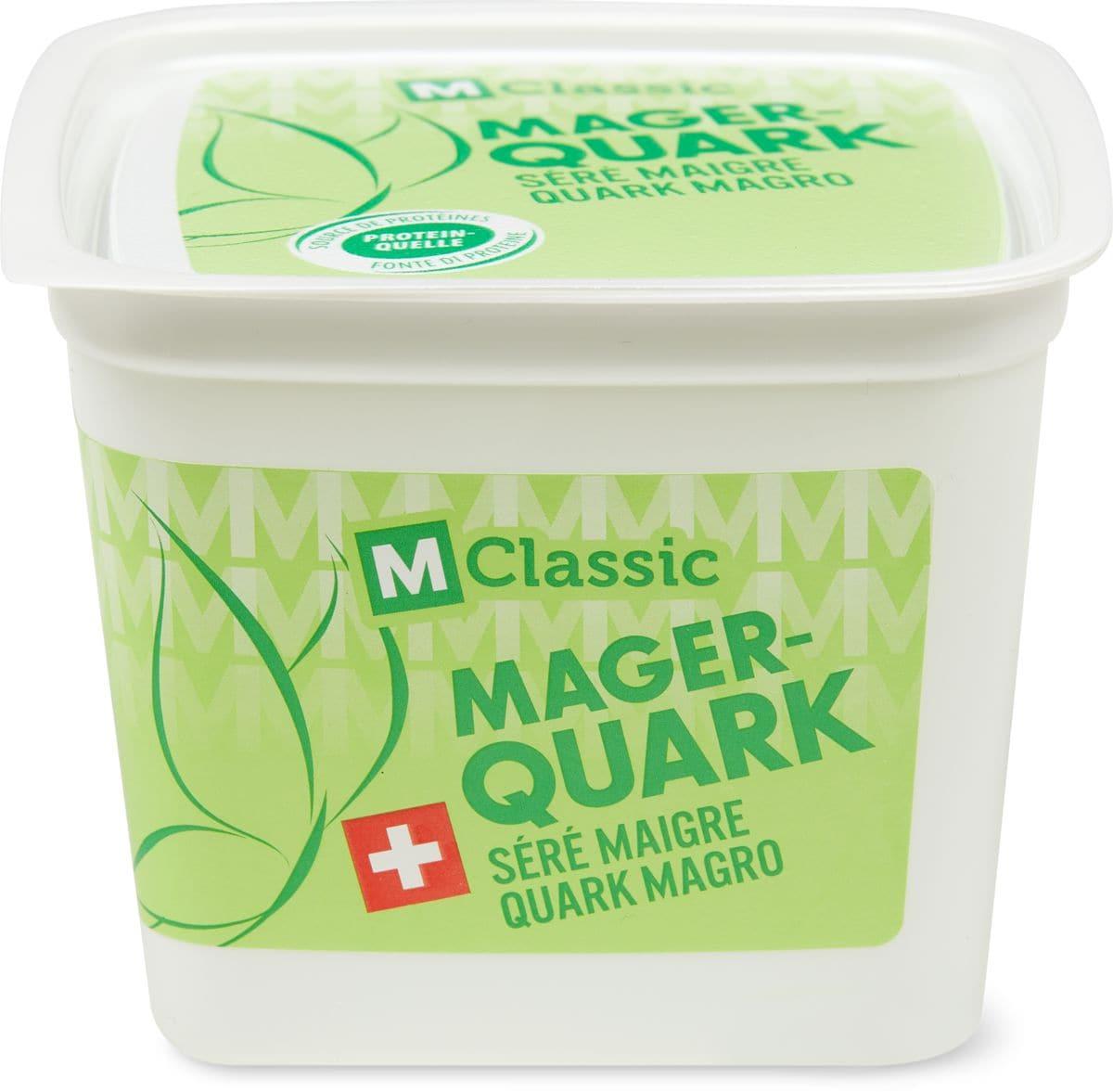 M-Classic Magerquark