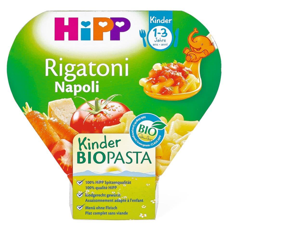 HiPP pasta rigatoni napoli