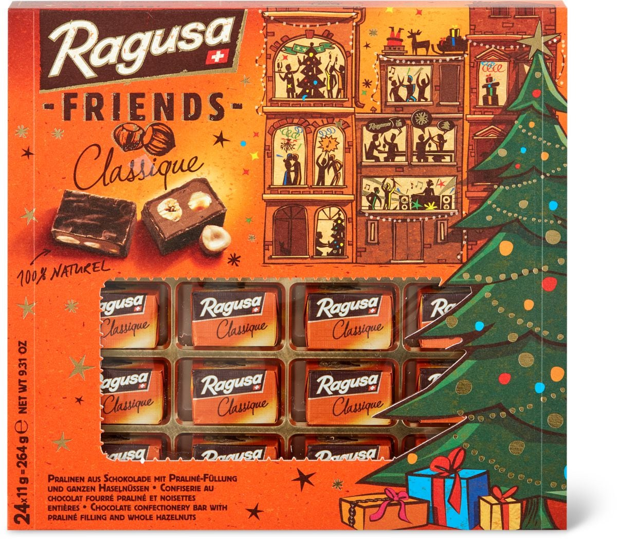 Ragusa For Friends Classic