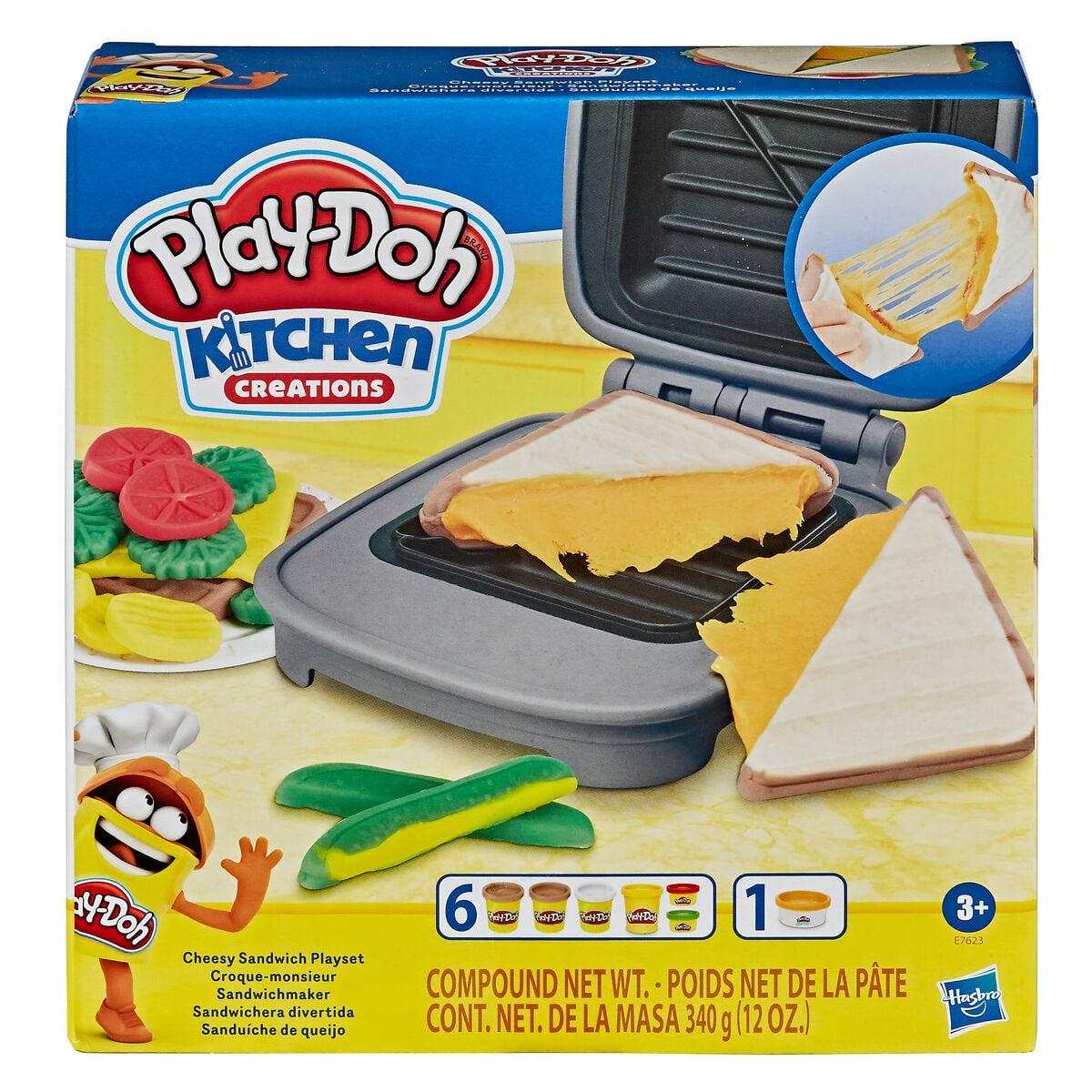Play-Doh Sandwichmaker Modelieren