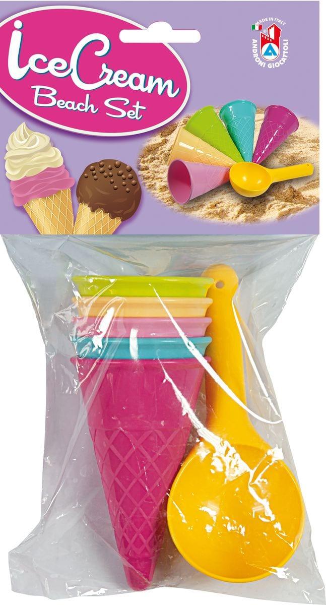 ANDRONI SANDFORMEN ICE CREAM/CUP CAKES