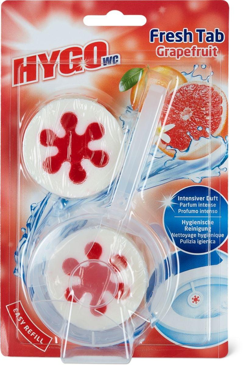 Hygo WC Fresh Gel Tab Grapefruit