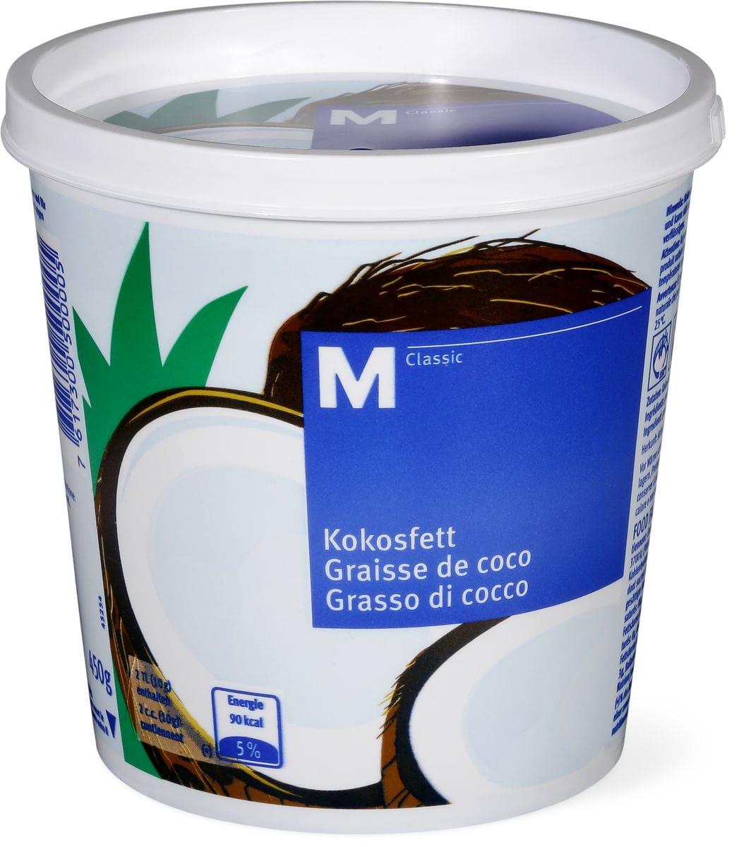 M-Classic Graisse de coco