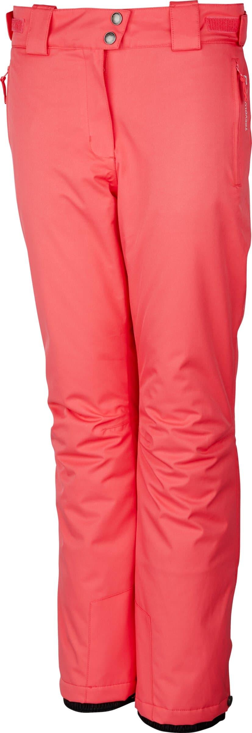 Trevolution Pantalon de ski coupé court pour femme