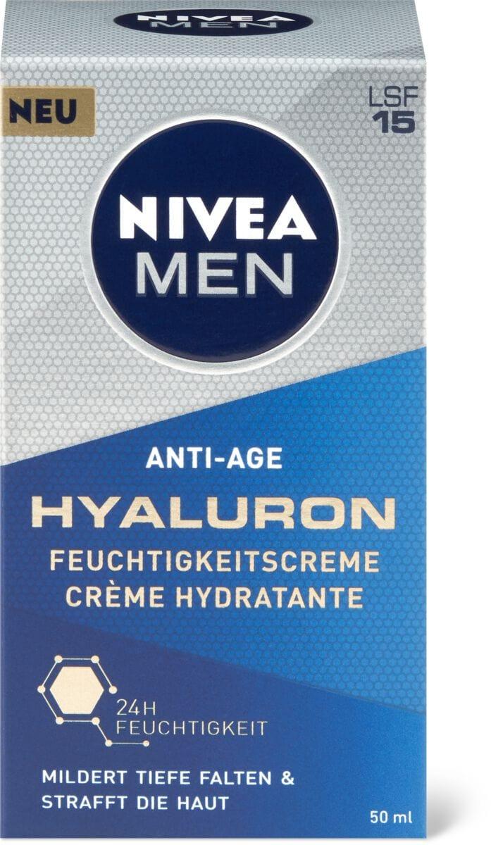 Nivea Men Hyaluron Feuchtigkeitscreme