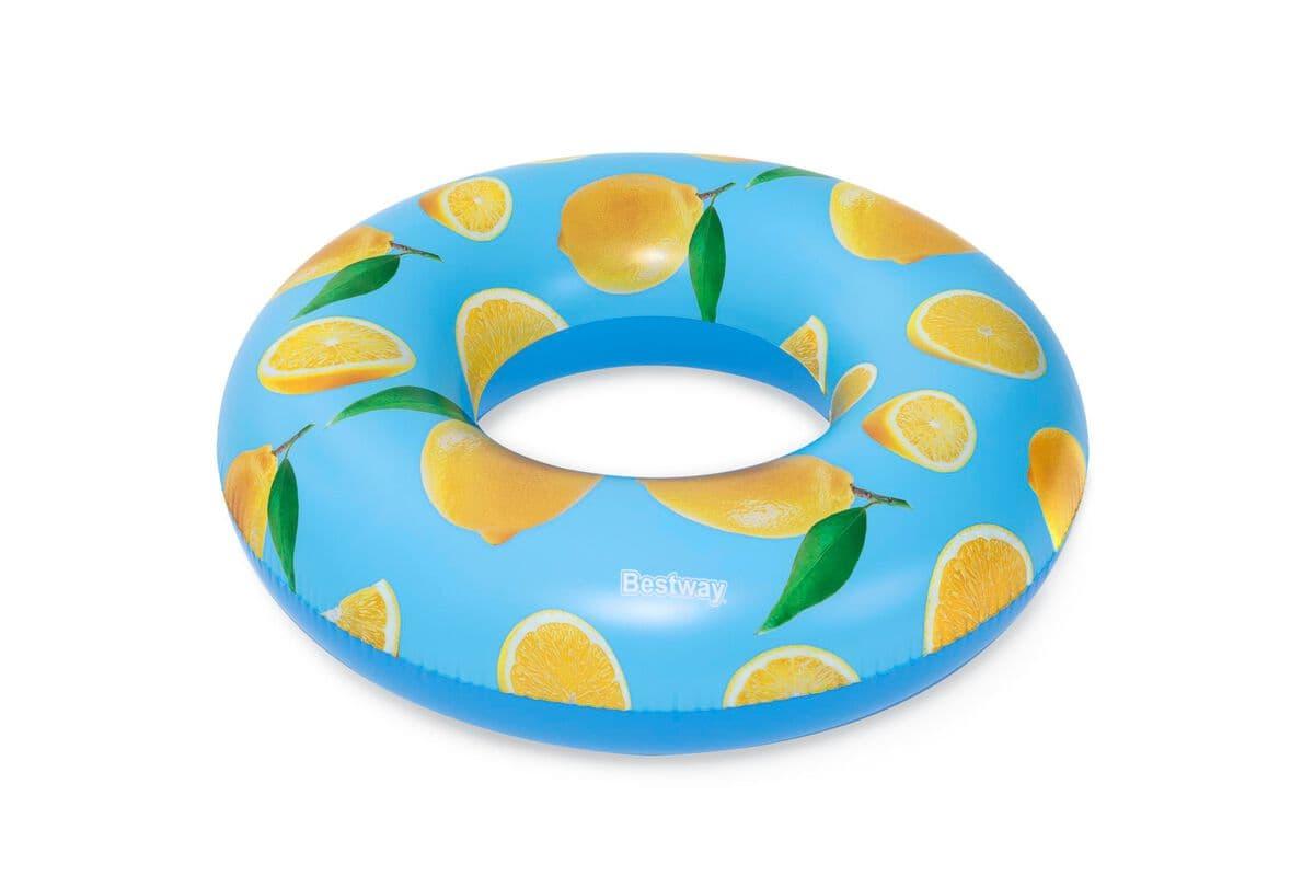 Bestway Lemon Ring Luftmatratze