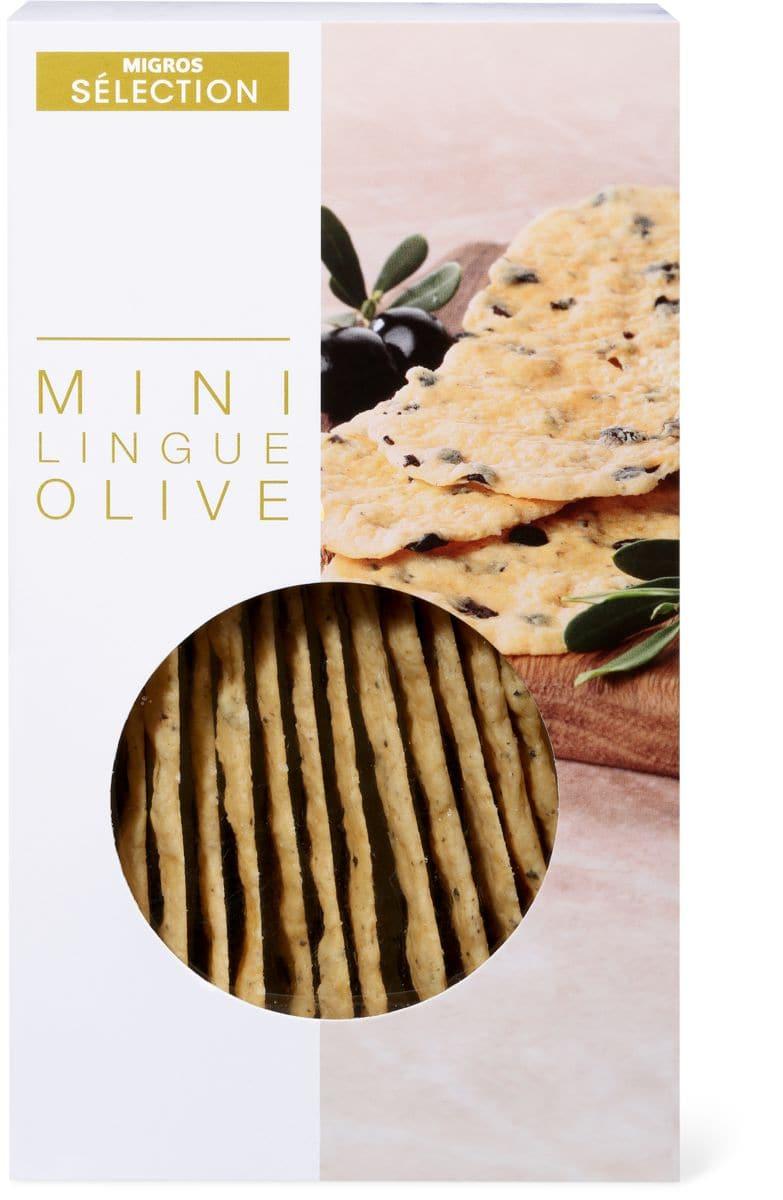 Sélection Lingue olive