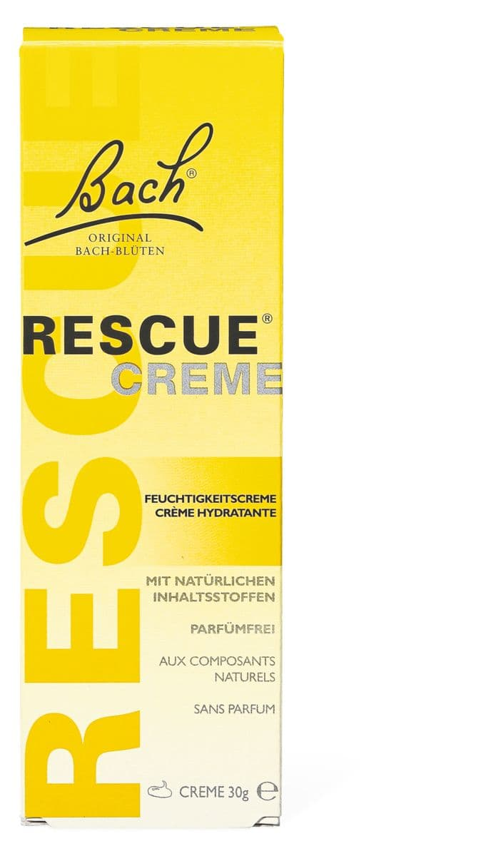 Bachblüten Rescue Remedy Creme 30 g