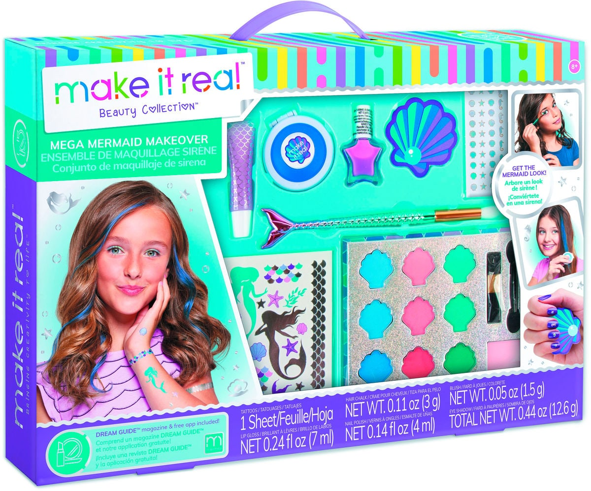 Mega Mermaid Beauty Set