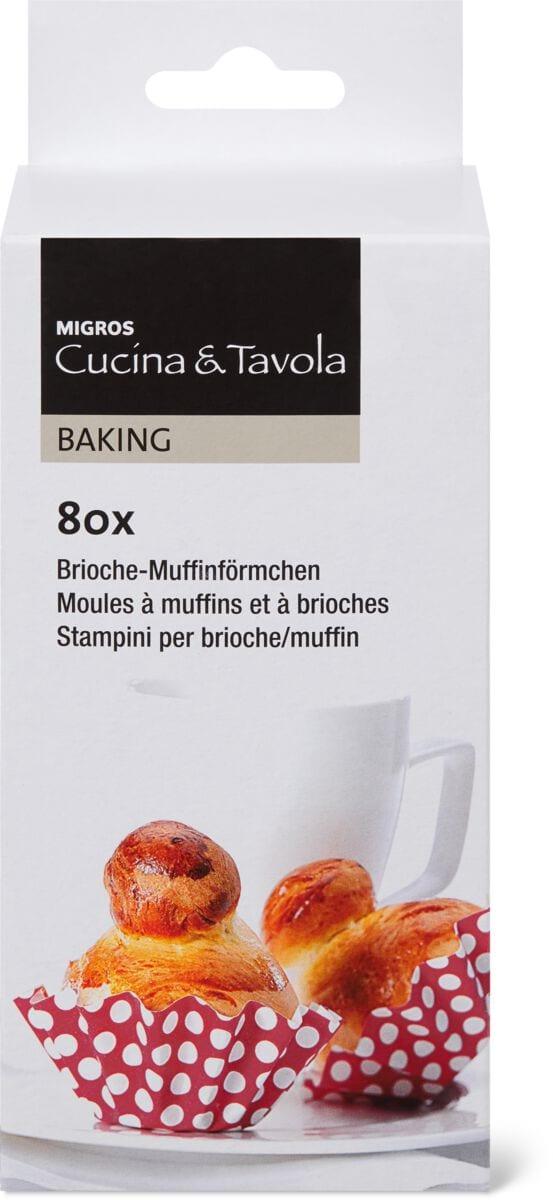 Cucina & Tavola Stampini brioche, 80 pezzi