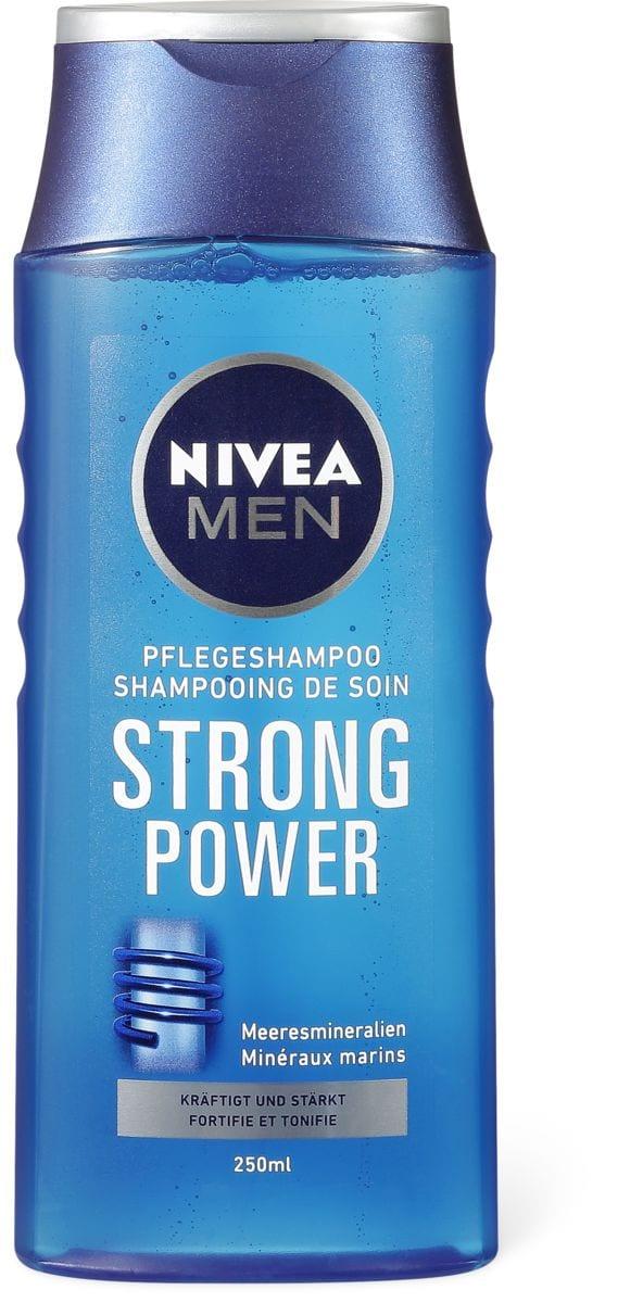 Nivea Men Shampooing Strong Power
