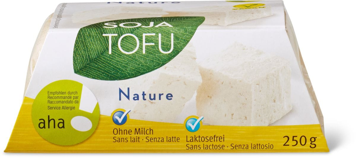 Bio Soja Tofu nature aha!