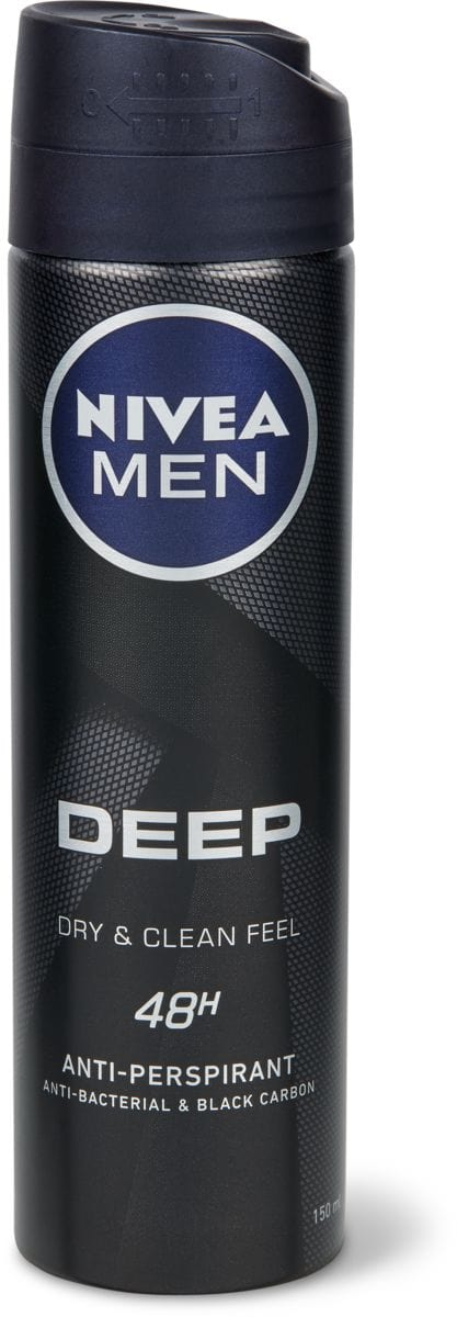 Nivea Men Deo Spray Deep