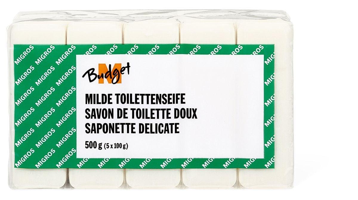 M-Budget Toilettenseife