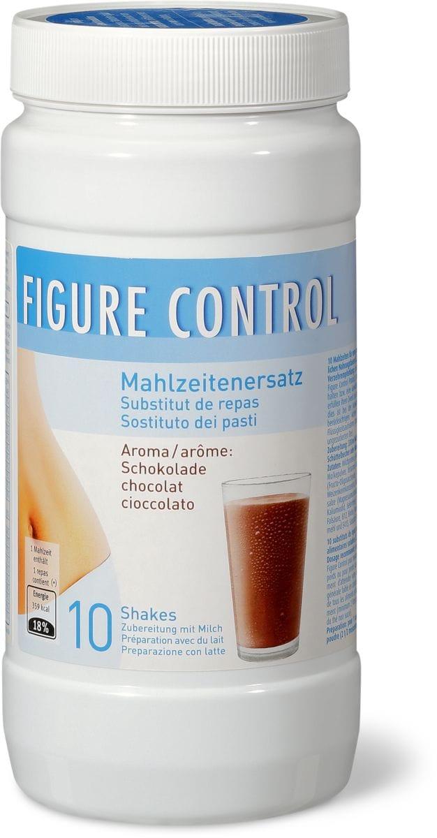 Figure Control Mahlzeitersatz Schokol.