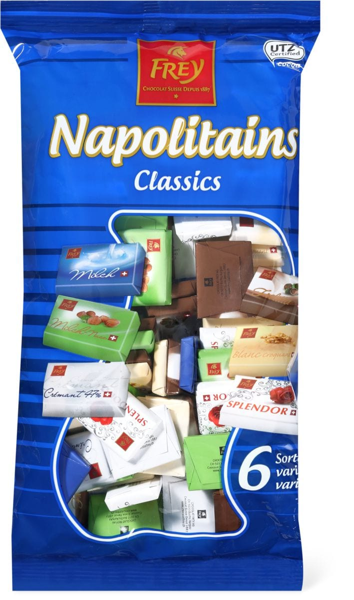 Napolitains Classics assortiti