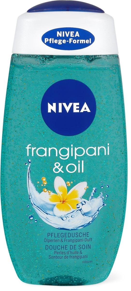 Nivea douche de soin Frangipani& huile