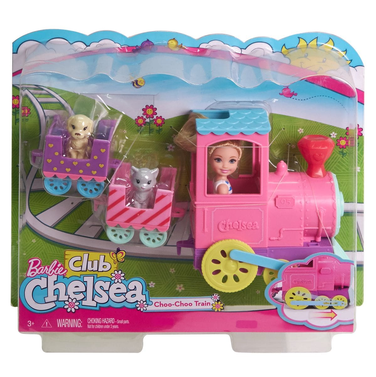 Chelsea Choo-Choo Train Giocattolo