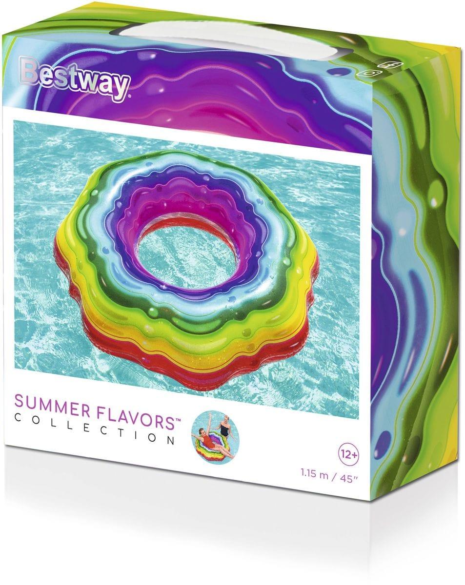 Bestway Bestway Inflatable Rainbow Ribbon Tube
