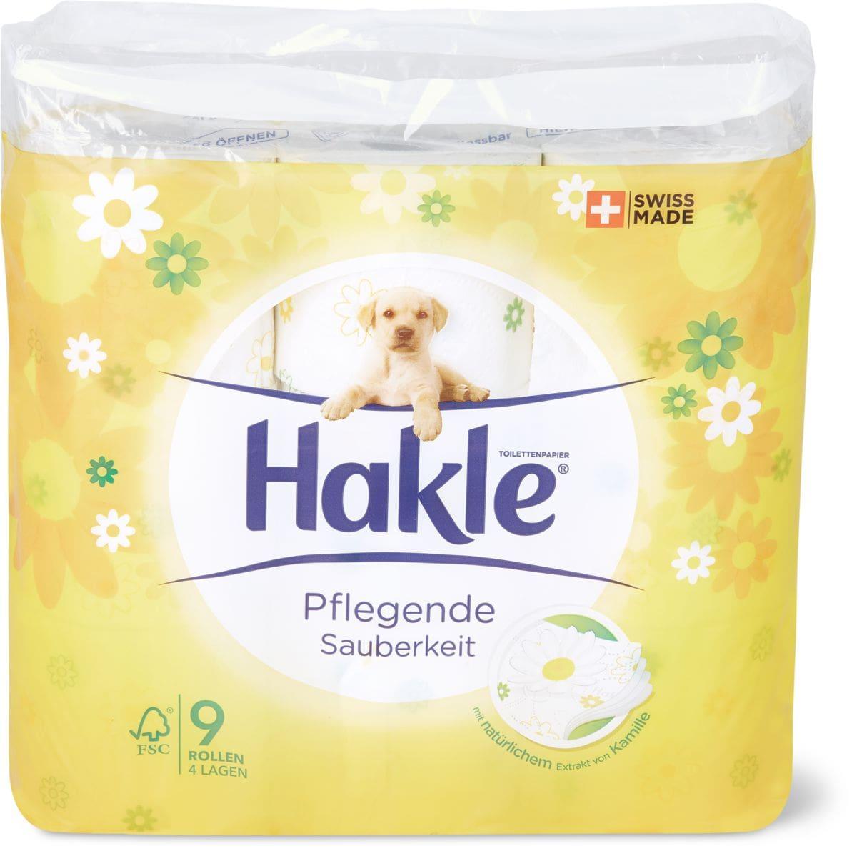 Hakle prop.traitante Papier hygiénique