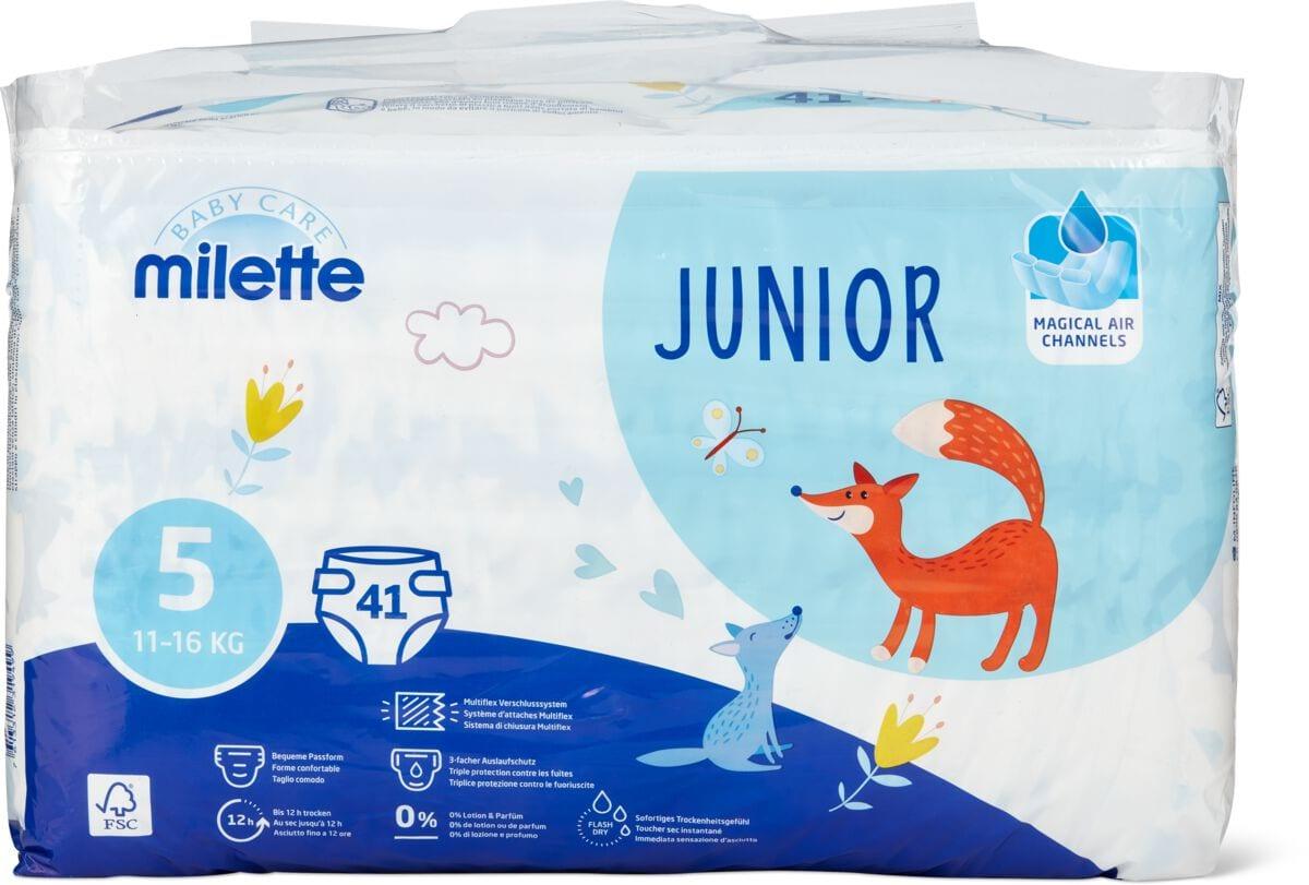 Milette Junior 5