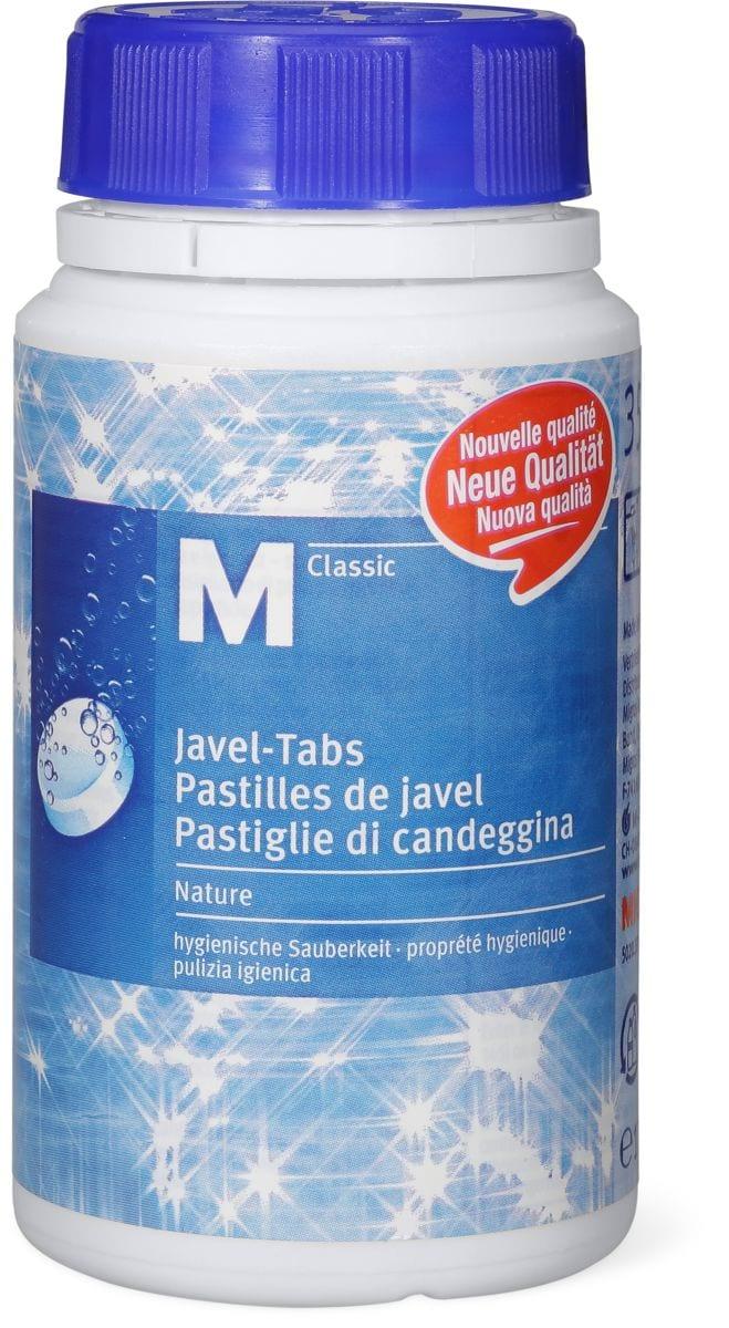 M-Classic Pastiglie Di candeggina nature