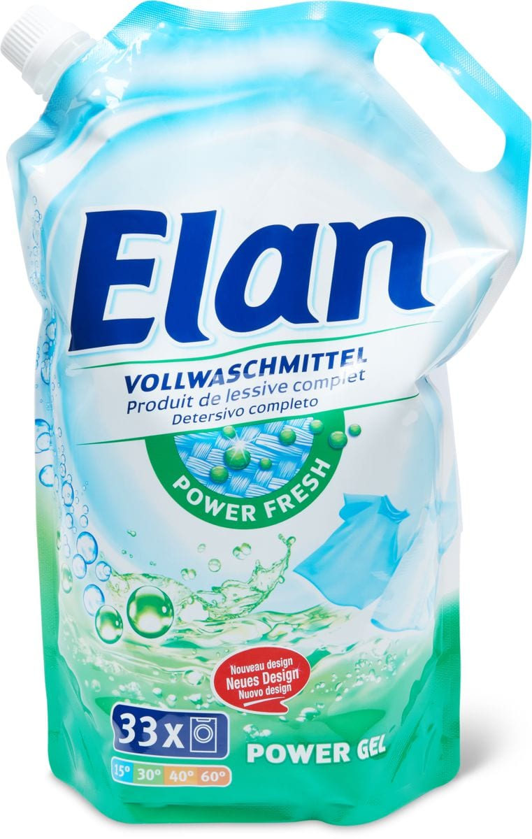 Elan Power Fresh Active Gel