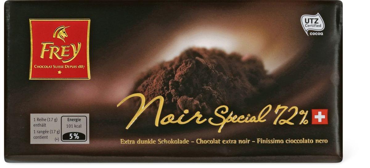 Noir Spécial 72% Cacao