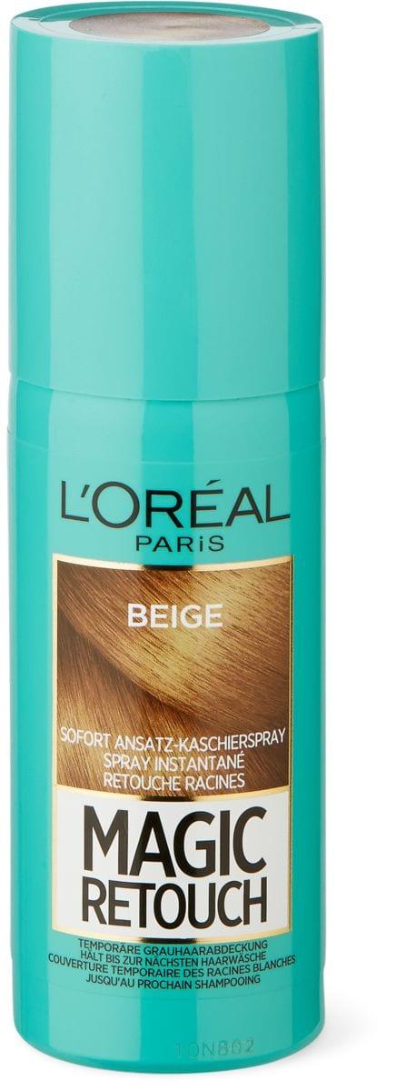 L'Oréal Paris - Magic Retouch Haaransatz-Spray - Beige