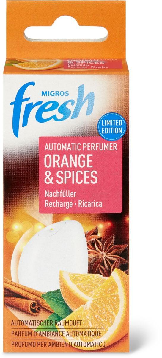 M-Fresh Automatic Orange & Spices