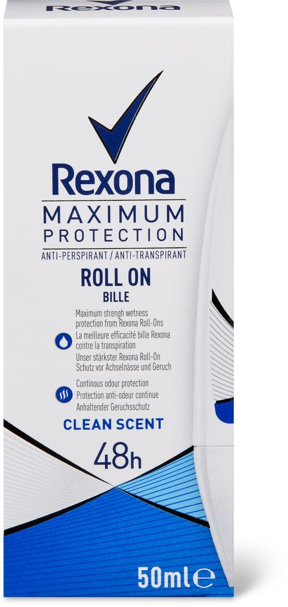 Rexona Deo Roll-on Max. Pr. Clean Scent