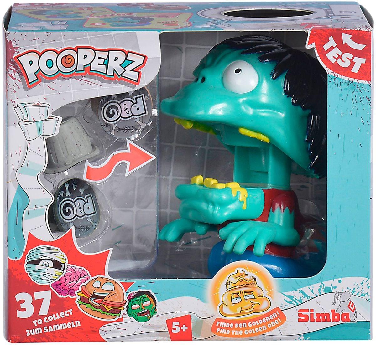 Simba Pooperz Zombies Spielfigur