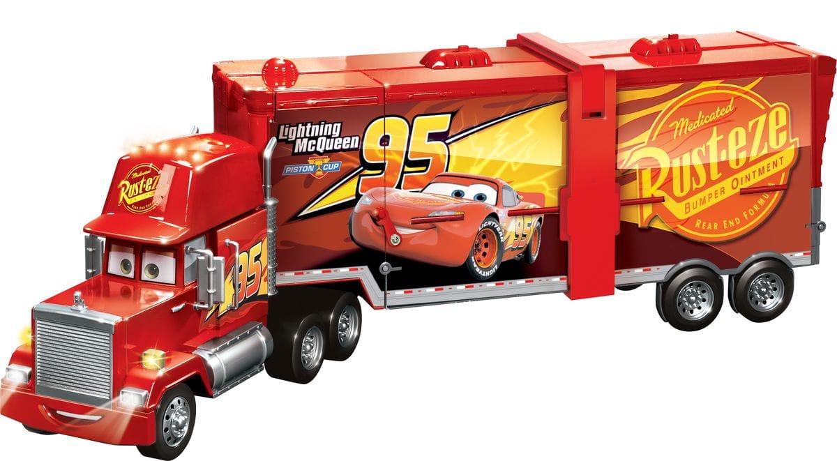 Disney Cars Méga Mack Transformable