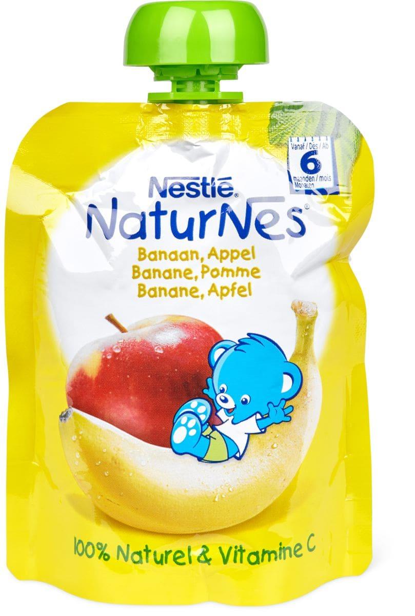 Nestlé NaturNes Merenda da spremere banana e mela