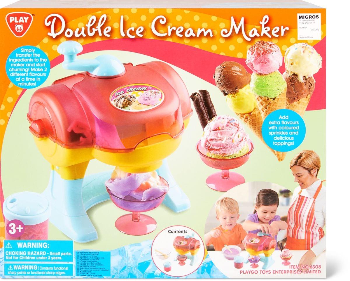 Playgo Double Ice Cream Maker