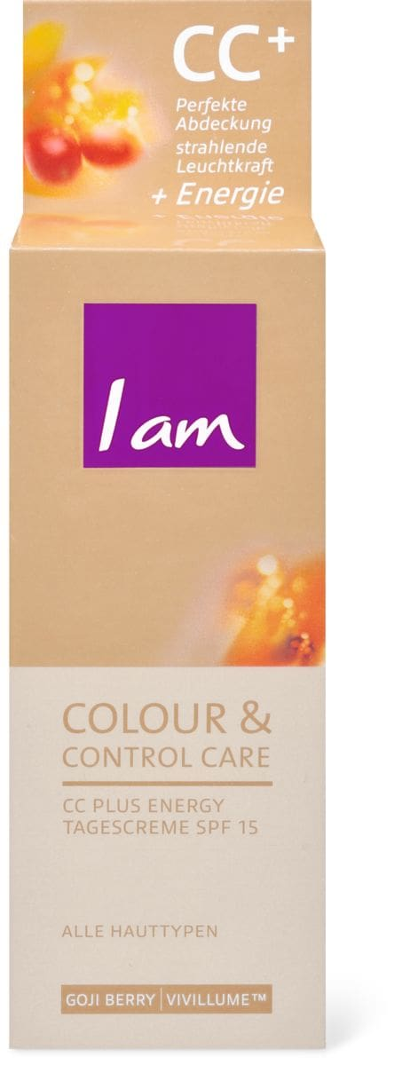 I am face CC Cream
