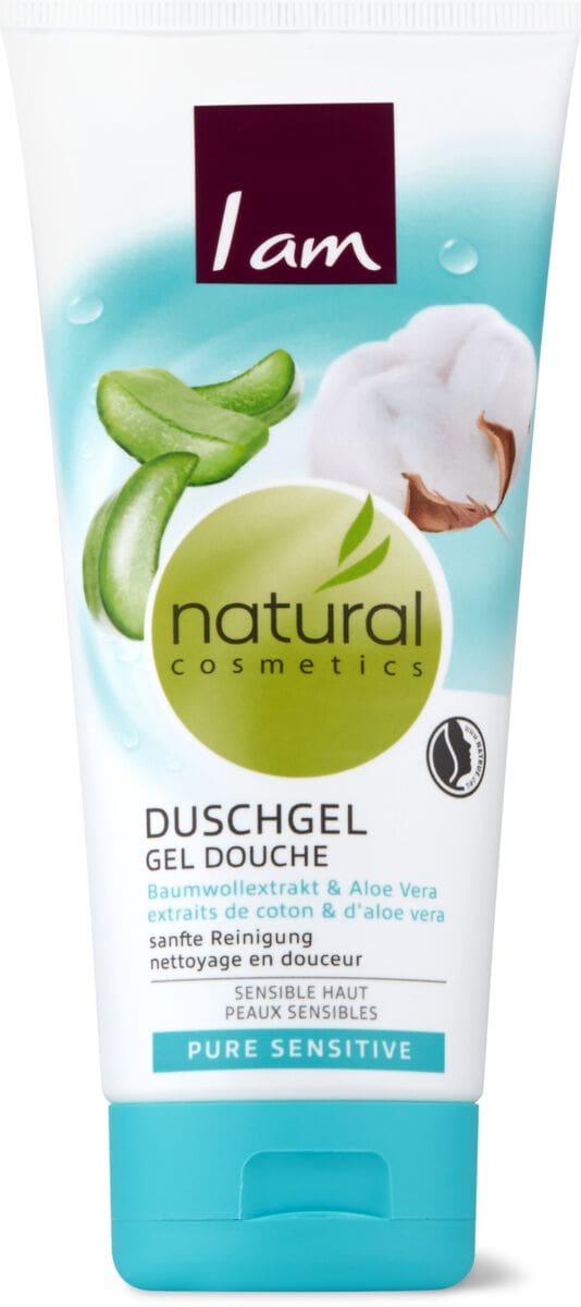 I am Natural Cosmetics douche pure sensitive