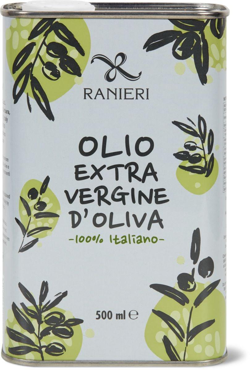 Ranieri olio di Olive extra vergine