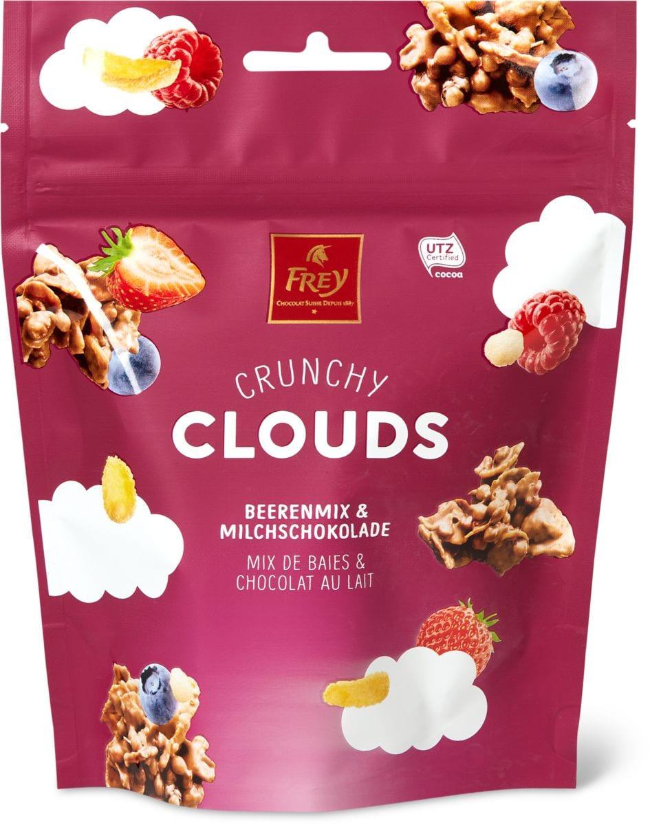 Crunchy clouds Mix baies