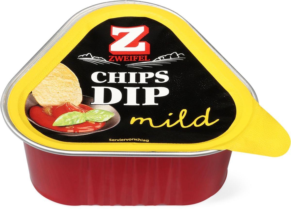 Zweifel Chips Dip mild