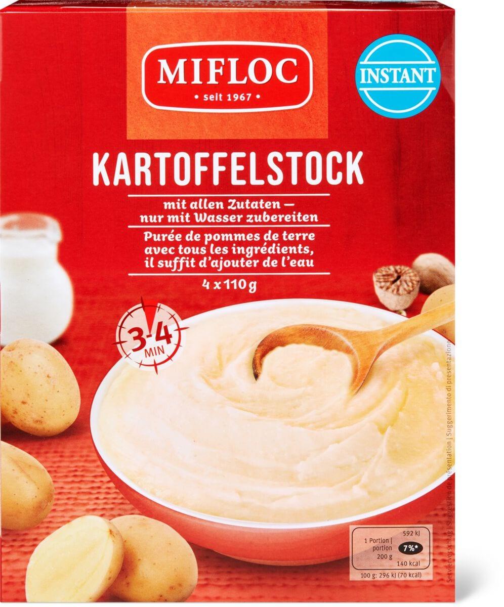 Mifloc Instant Kartoffelstock