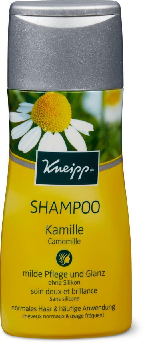 Kneipp shampoo camomilla